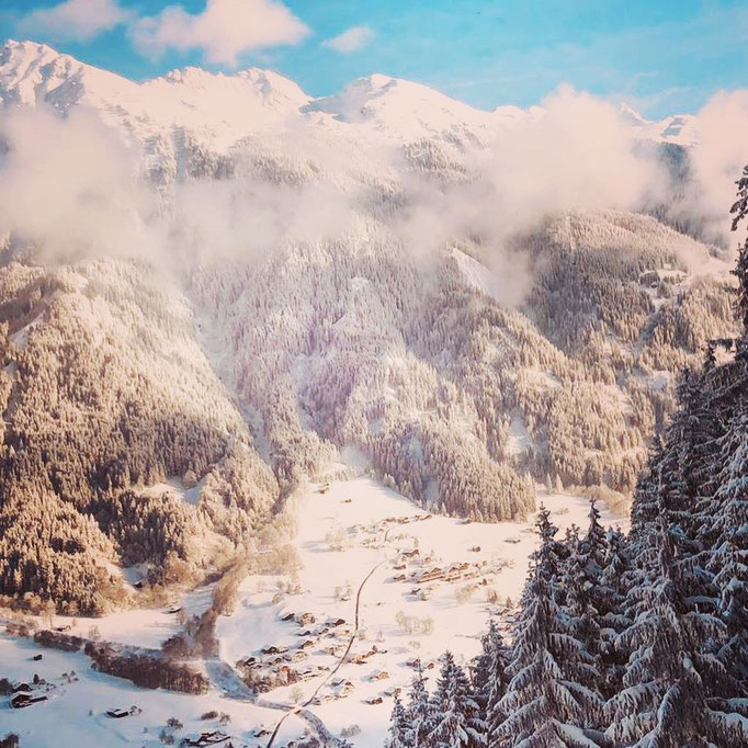 Schneeparadies