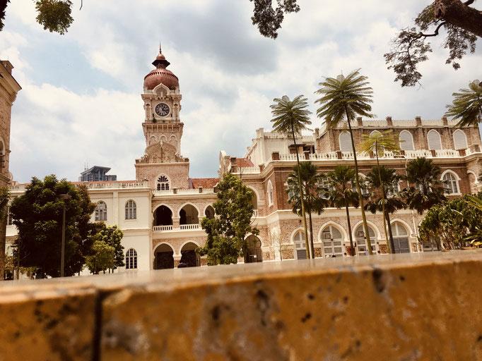 Sultans palace Kuala Lumpur