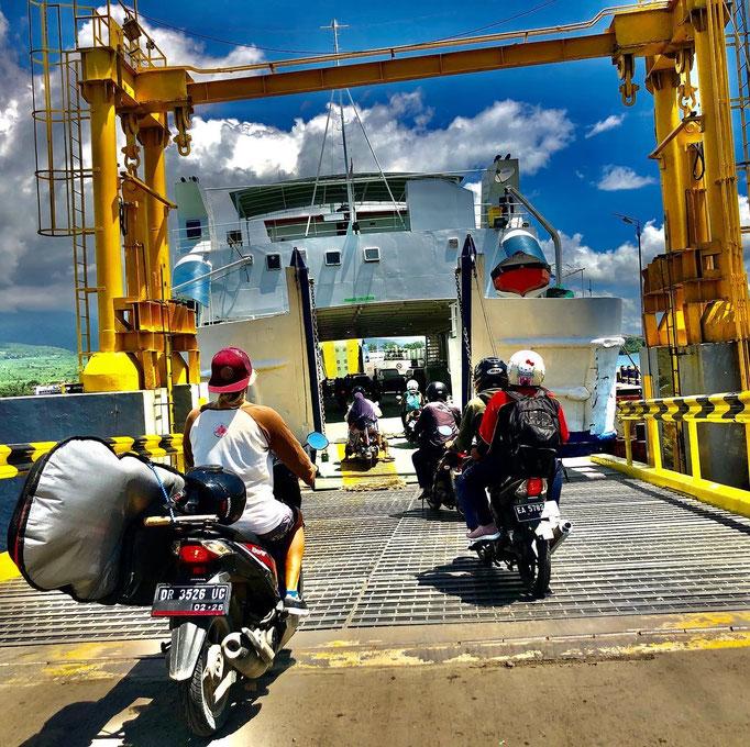 Ferry to Sumbawa