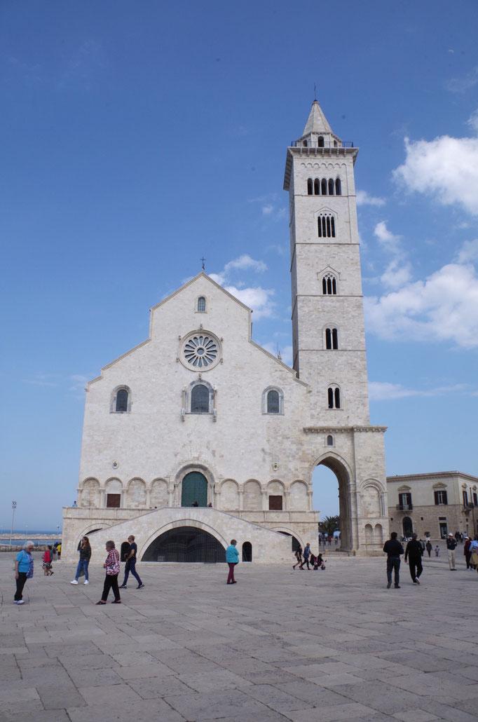 Trani, Kathedrale San Nicola Pellegrino
