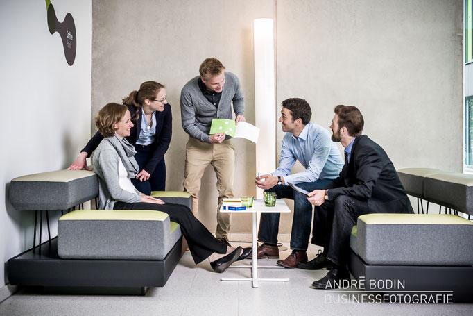 Businessfotografie: Imagefotos und Kommunikationsfotos für die Webseite eines Beratungsunternehmens
