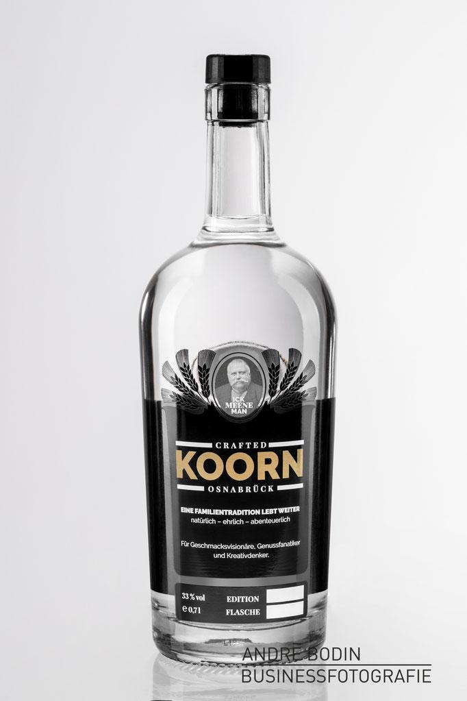 Werbefotografie: Produktfotos und Freisteller für die Webseite eines Getränkeherstellers