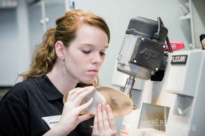 Businessfotografie: Unternehmensfotos, Imagefotos und Detailaufnahmen für die Webseite eines Orthopädieschuhtechnikers