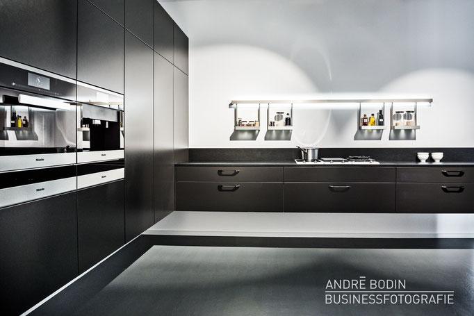 Werbefotografie: Produktfotos für die Webseite eines Küchenherstellers
