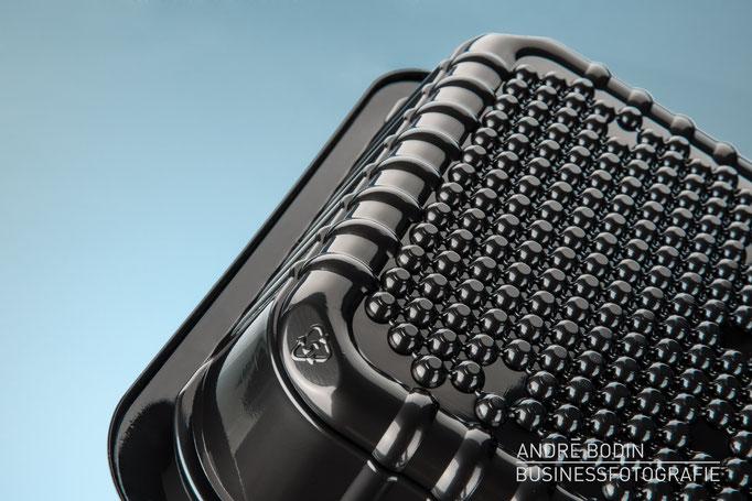 Werbefotografie: Produktfotos und Freisteller für die Webseite eines Herstellers von Kunststoffgeschirr