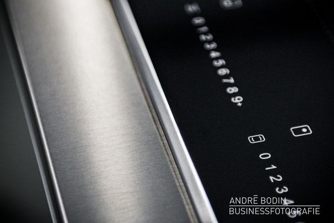 Werbefotografie: Produktfotos und Detailfotos für die Webseite eines Küchenherstellers
