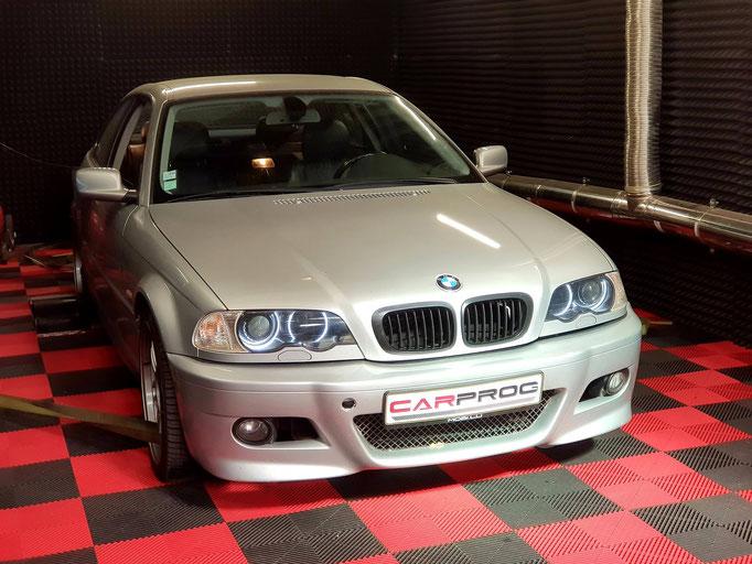 BMW 330CI ETHANOL
