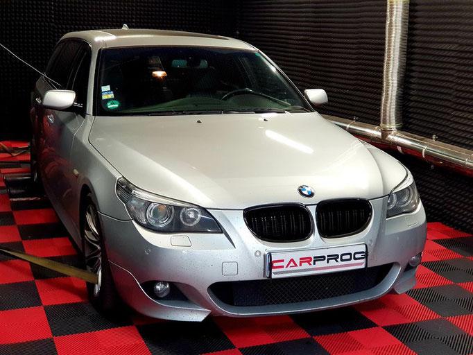 BMW 550I ETHANOL 367CV@382CV