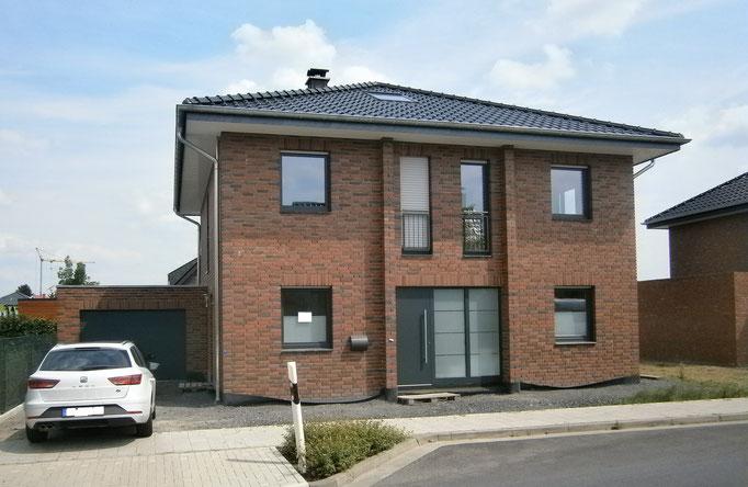 Einfamilienwohnhaus in Emsdetten - Energieeinsparnachweis u. Blower-Door-Messung