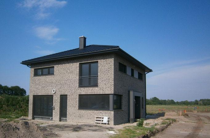 Einfamilienwohnhaus in Spelle - Energieeinsparnachweis u. Blower-Door-Messung