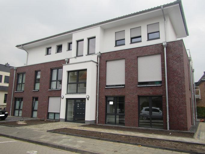 Mehrfamilienwohnhaus in Ibbenbüren - Energieeinsparnachweis u. Blower-Door-Messung
