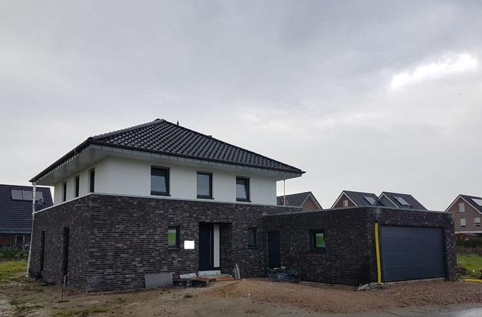Einfamilienwohnhaus in Ochtrup - Energieeinsparnachweis u. Blower-Door-Messung
