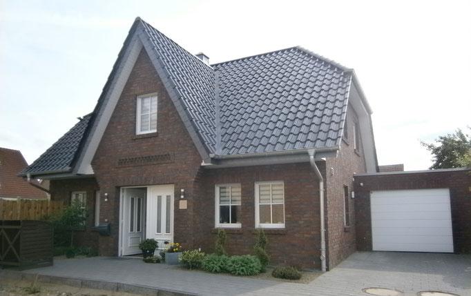 Einfamilienwohnhaus in Greven - Energieeinsparnachweis u. Blower-Door-Messung