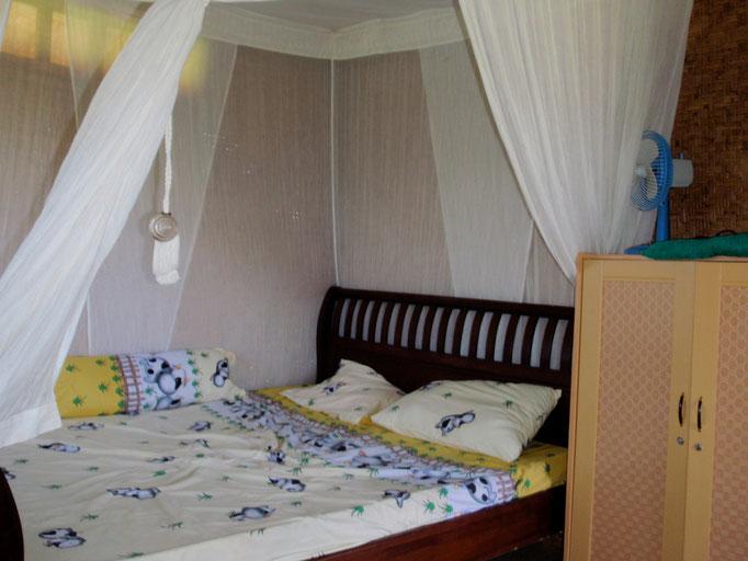 Righthander Zimmer Bali Unterkunft