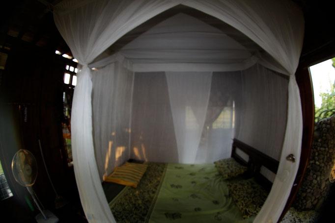 Master Zimmer Unterkunft auf Bali