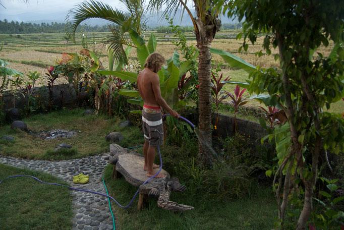 Garten Bali BUngalow