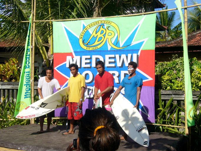 Surfen MBR Boys