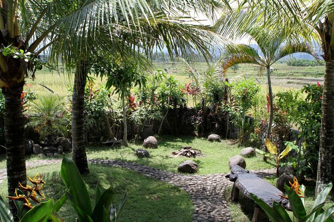 Garten Medewisurfhomestay
