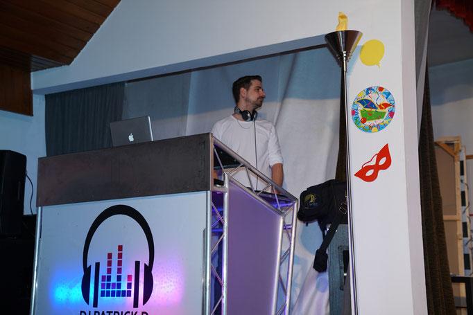 DJ Patrick D.