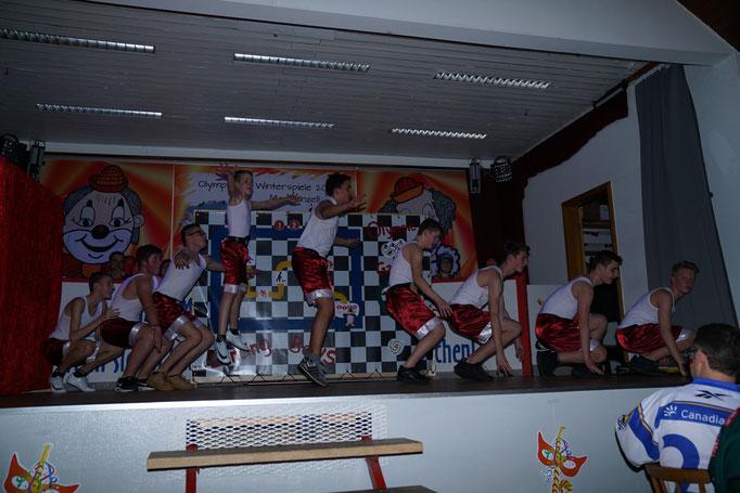 Dancing Boys