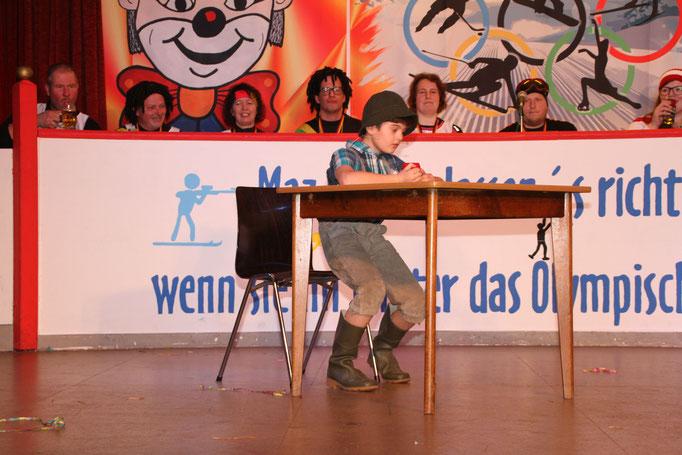 """Sketsch """"Bauernweisheit 2"""""""