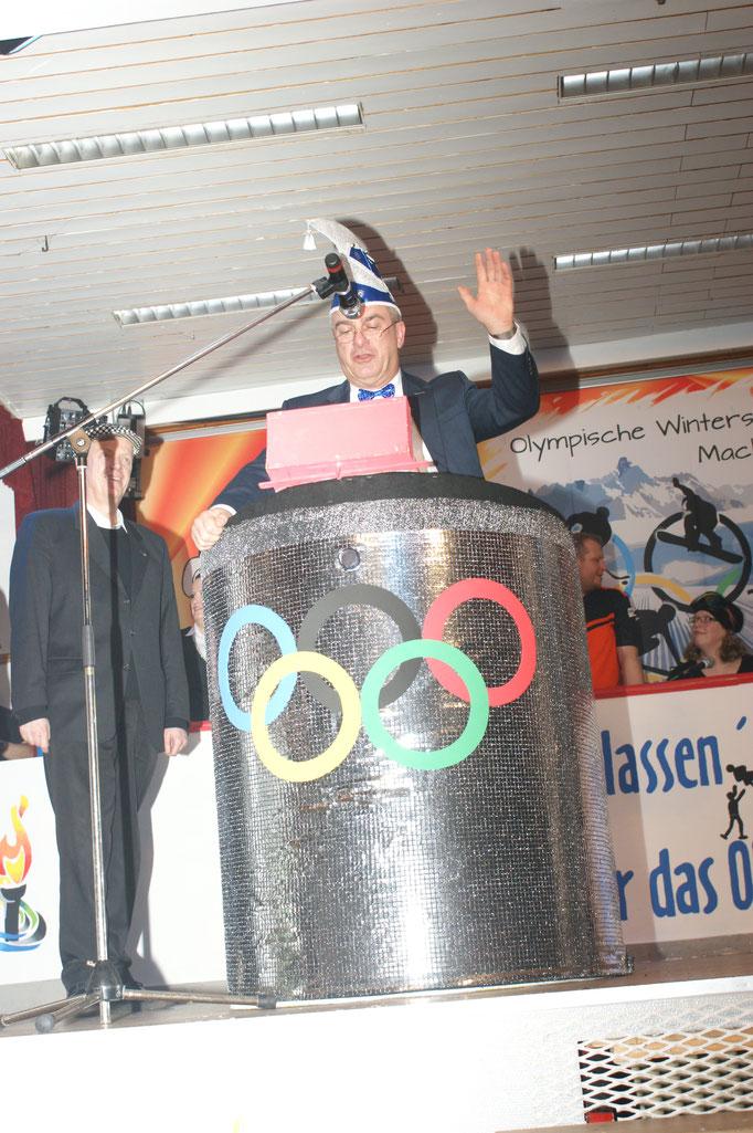Ehrengast Stadtrat Jürgen Bohl