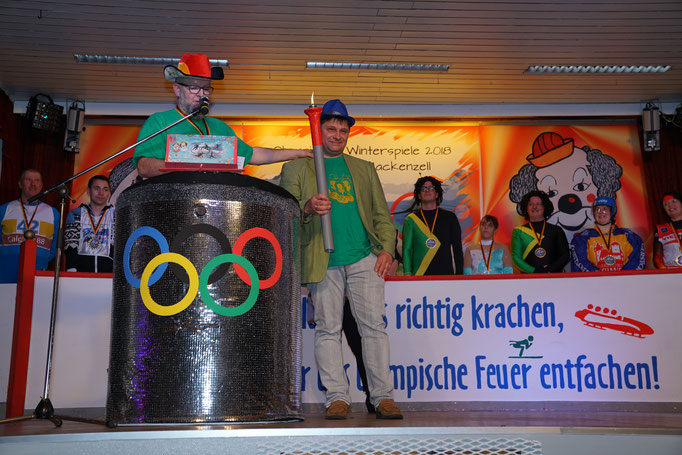 Ehrengast Udo Tischler - Ortsvorsteher Molzbach