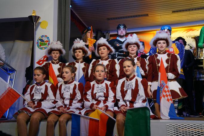Olympische Eröffnungsfeier - Tonica & MKV
