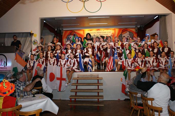 Olympische Eröffnungsfeier Tonica & MKV