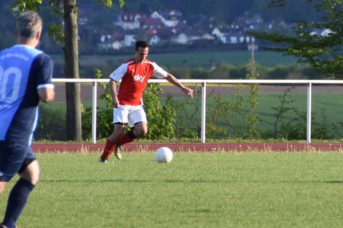 Filie Vieira  am Ball