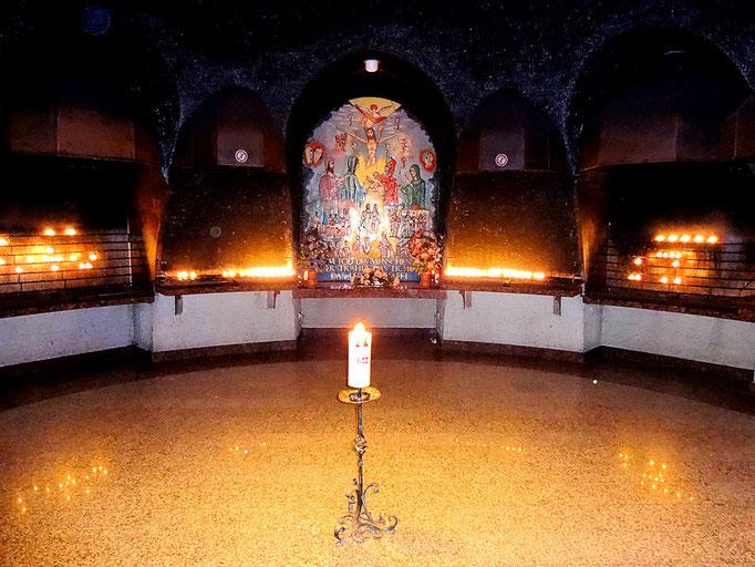 Mariazell Kerzengrotte