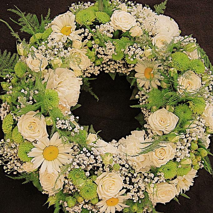 Blumenkranz/ Urnenkränzchen