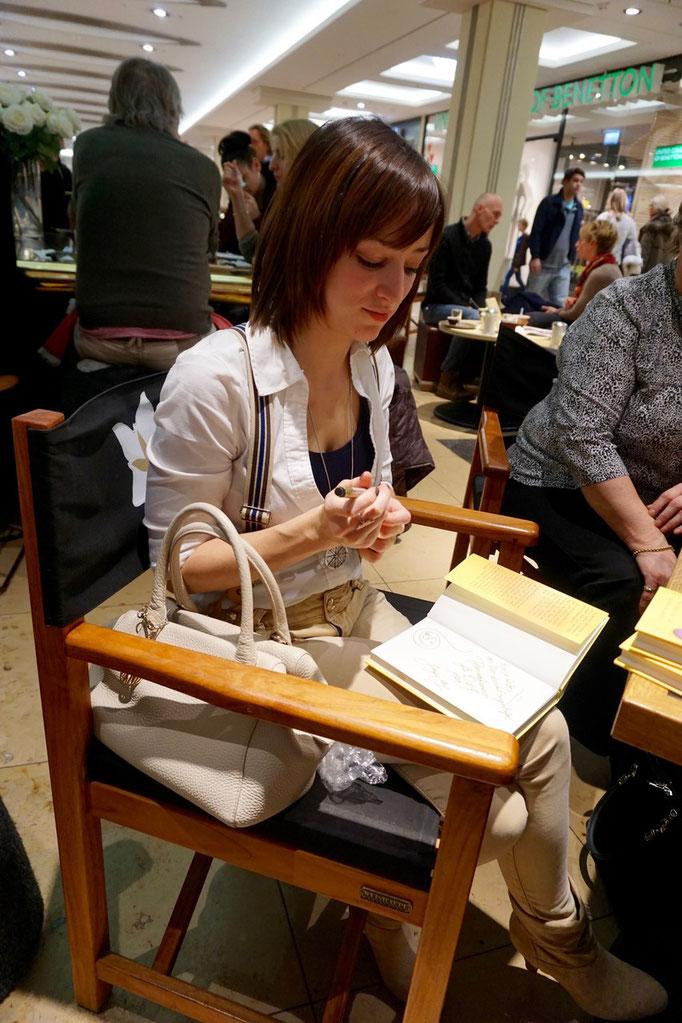 8 x 8 Premiumintentionen Release-Party im Café aran Breuningerland Sindelfingen