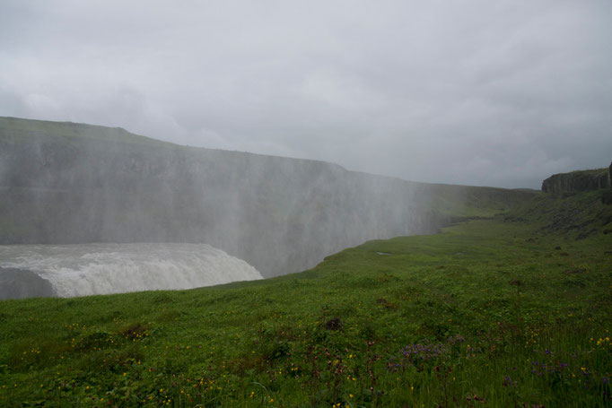Gullfoss - Islande - 14/07/2014