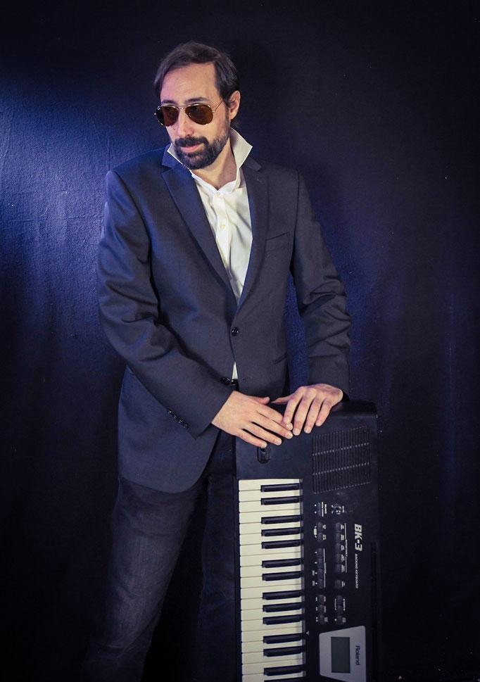 Piano : Andreas Zwahlen