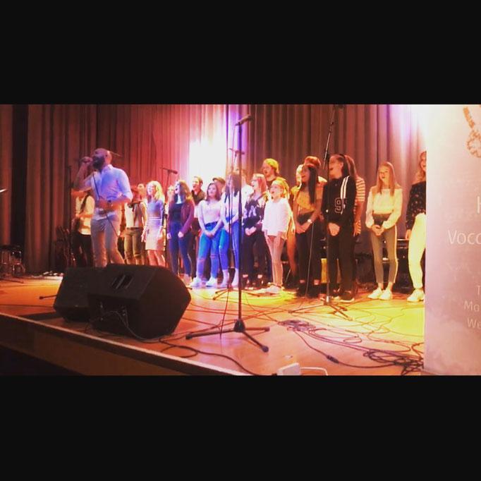 Gesangsschule Kevin Thiede - Schülerkonzert 2018