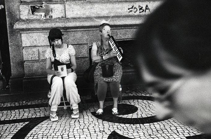 Musicas ciegas. Porto