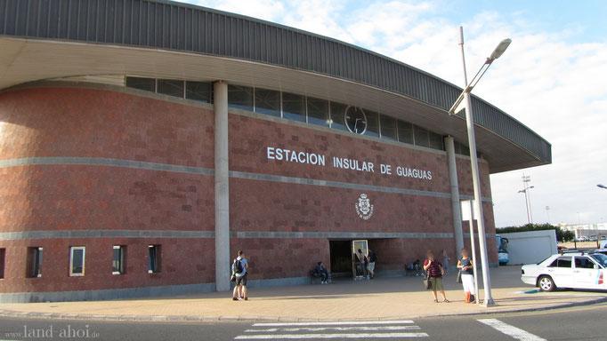 Puerto del Rosario Busstation