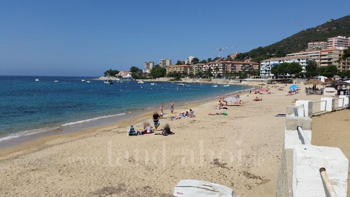 Ajaccio Trottel Beach