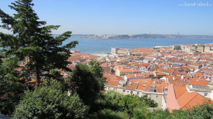 Lissabon Kreuzfahrt