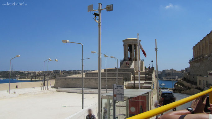 Valletta Siege Bell War Memorial