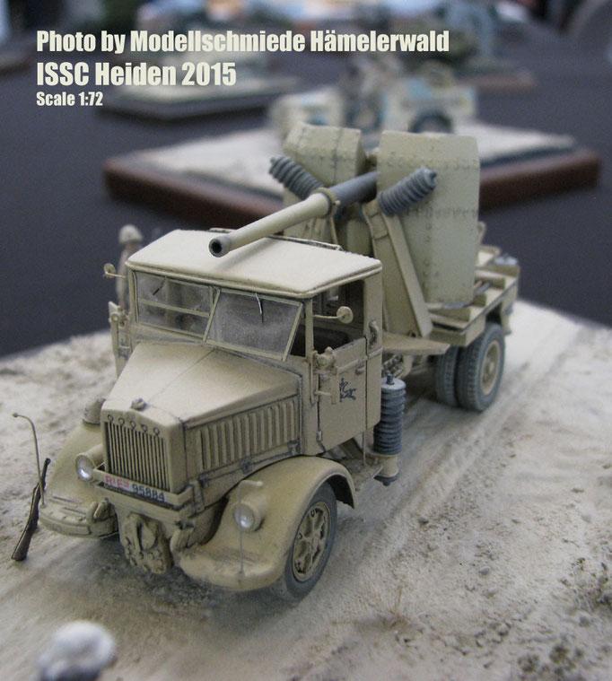 ISSC Heiden 2015
