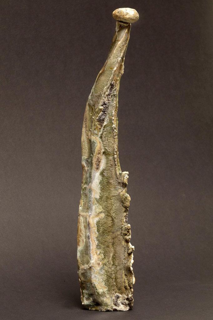 walking stone I. h: 40 cm (disponible)
