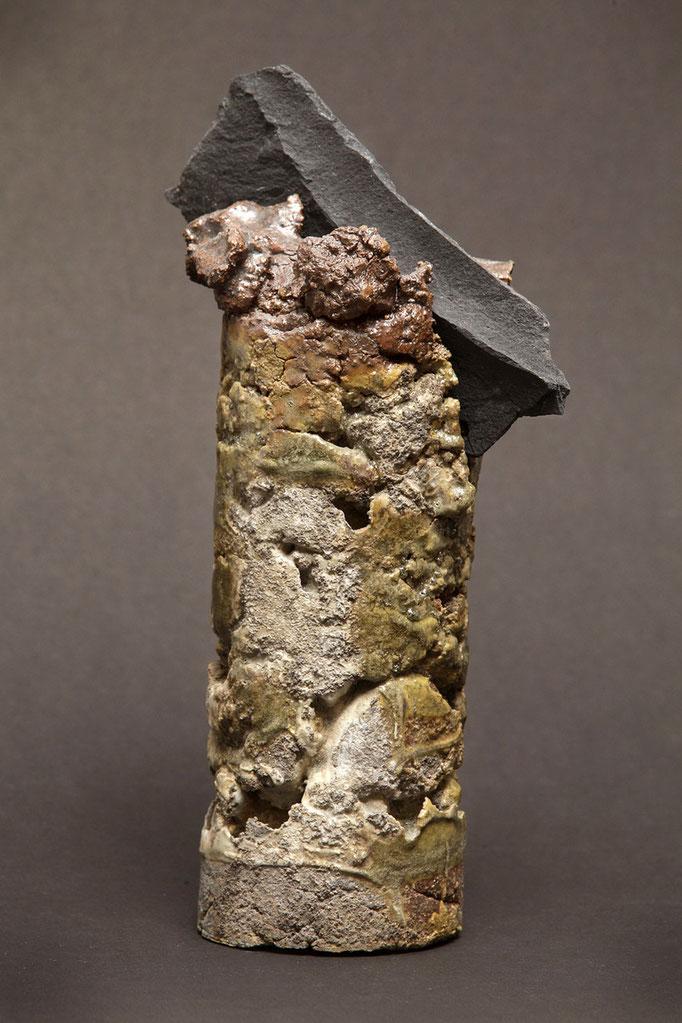 carotage II. h: 25 cm