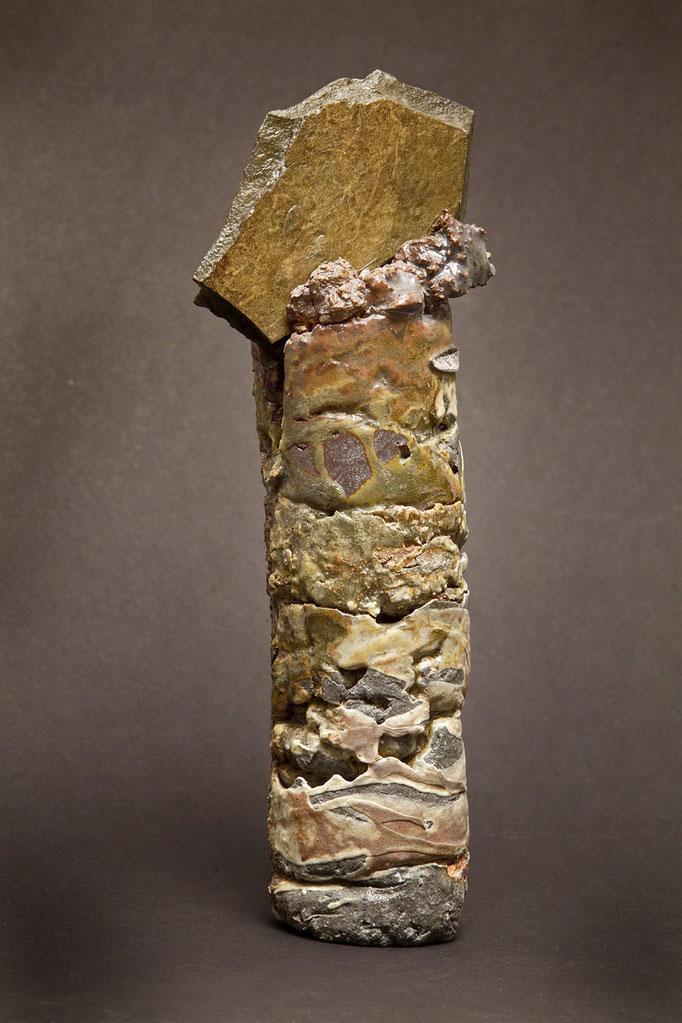 carotage I. h: 35 cm