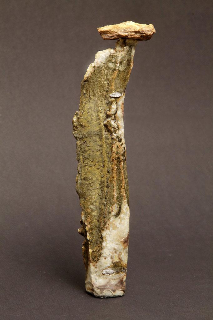 walking stone IV. h: 30 cm (vendu)