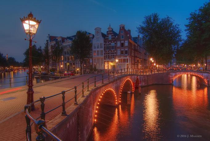 Amsterdamse grachten - Amsterdam canals.