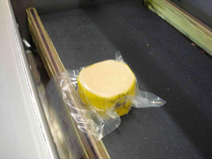 Producto envasado al vacío manteniendo todas sus propiedades.L