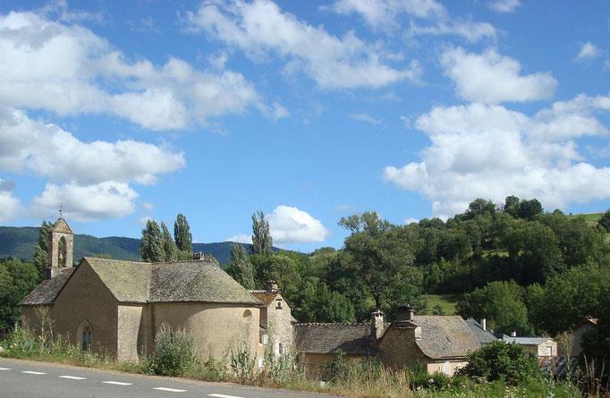 L'église de Brenoux