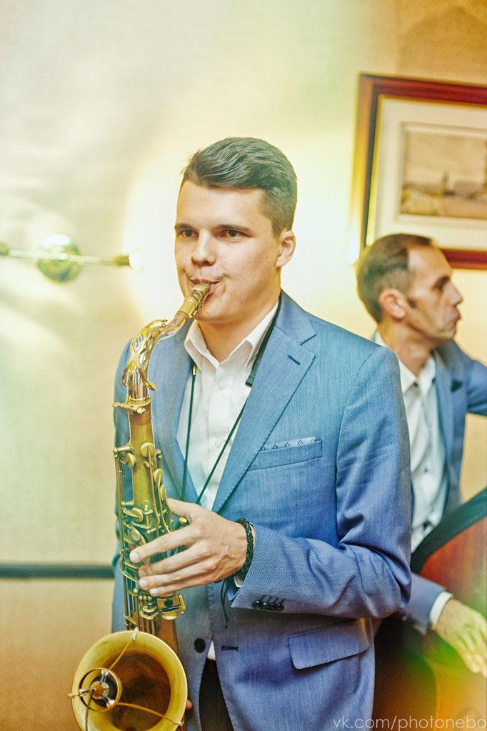 Джаз Кавер Трио PLAYTIME джаз группа джазовая кавер группа музыканты исполнители артисты на свадьбу саксофонист живая джазовая музыка